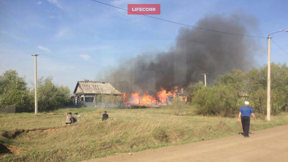 Пучков вылетел вКрасноярский край проконтролировать ход ликвидации последствий больших пожаров