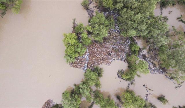 Смертельное наводнение на Закарпатье: фото и видео, снятые с земли и воздуха 6