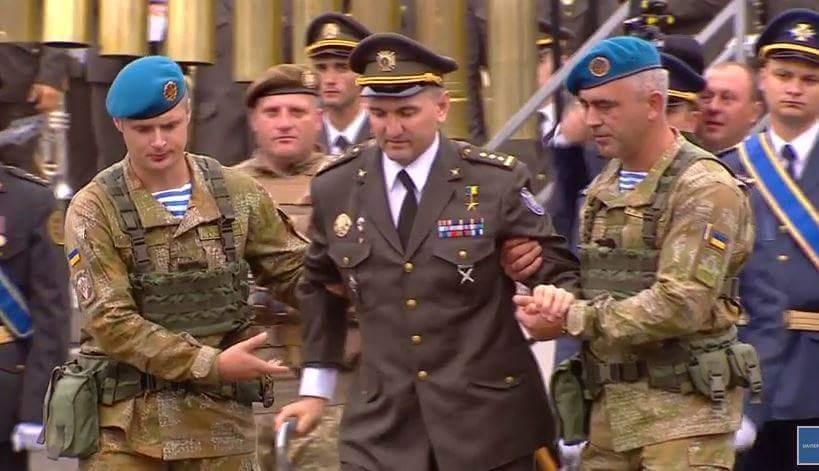Защитнику Саур-Могилы присвоили звание генерал-майор