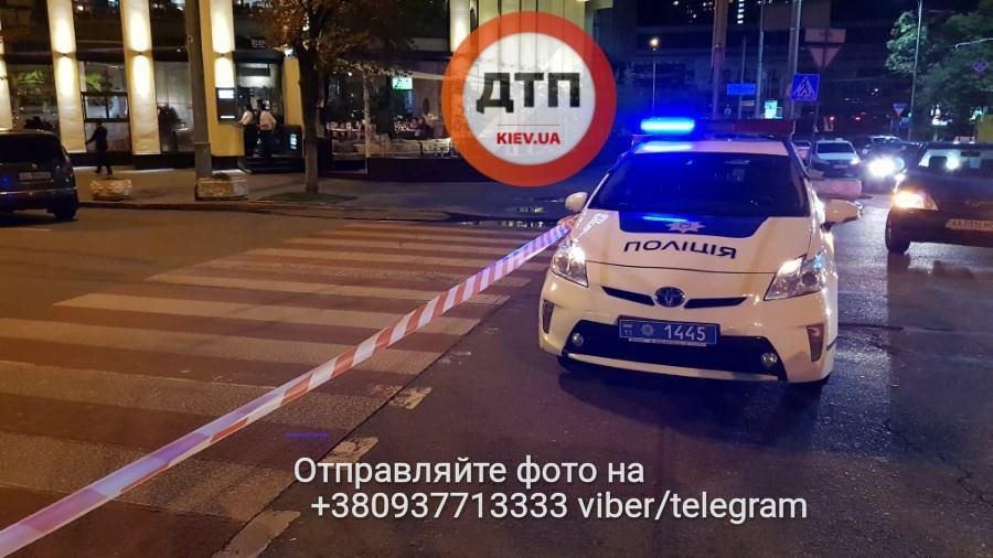 Ночью вцентре столицы Украины произошла стрельба: есть убитый