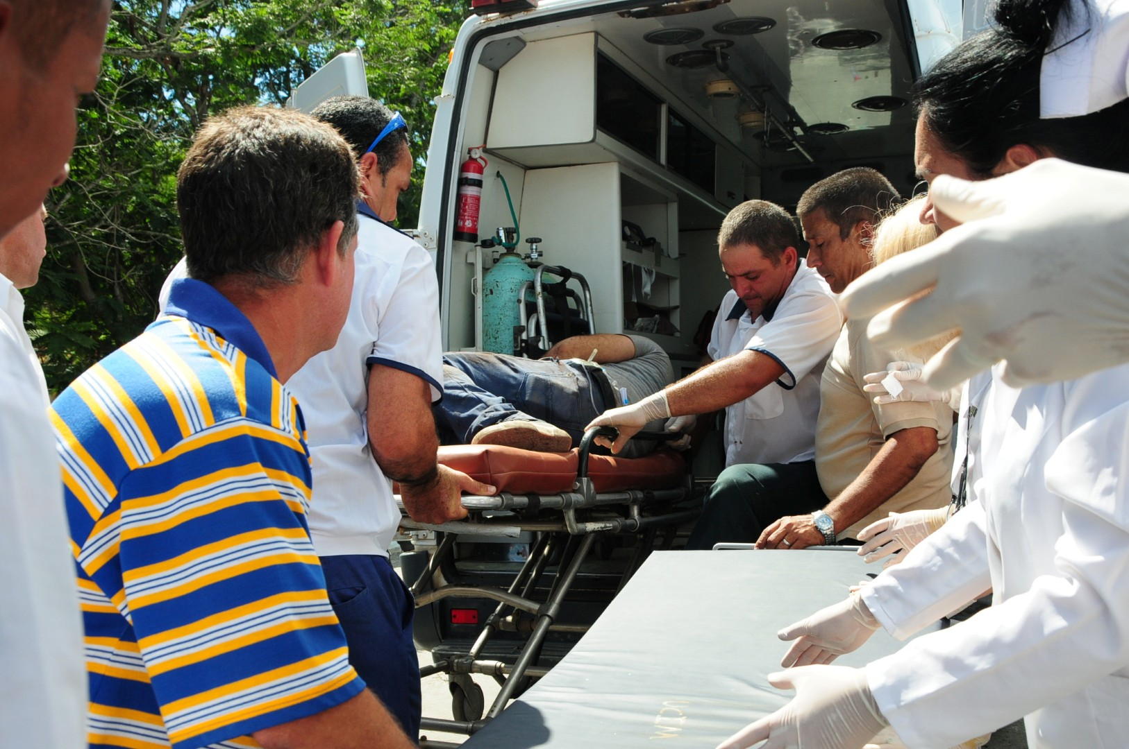 НаКубе при столкновении поездов погибли шесть человек