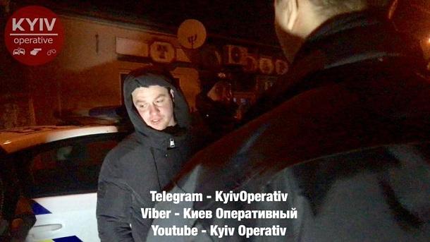 Бився танамагався втекти: уКиєві затримали екс-керівника патрульної поліції Харкова