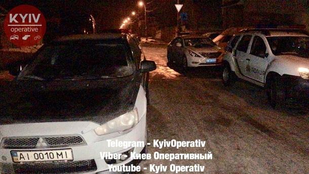 ВКиеве избили водителя «скорой» зазамечание облокировке проезда
