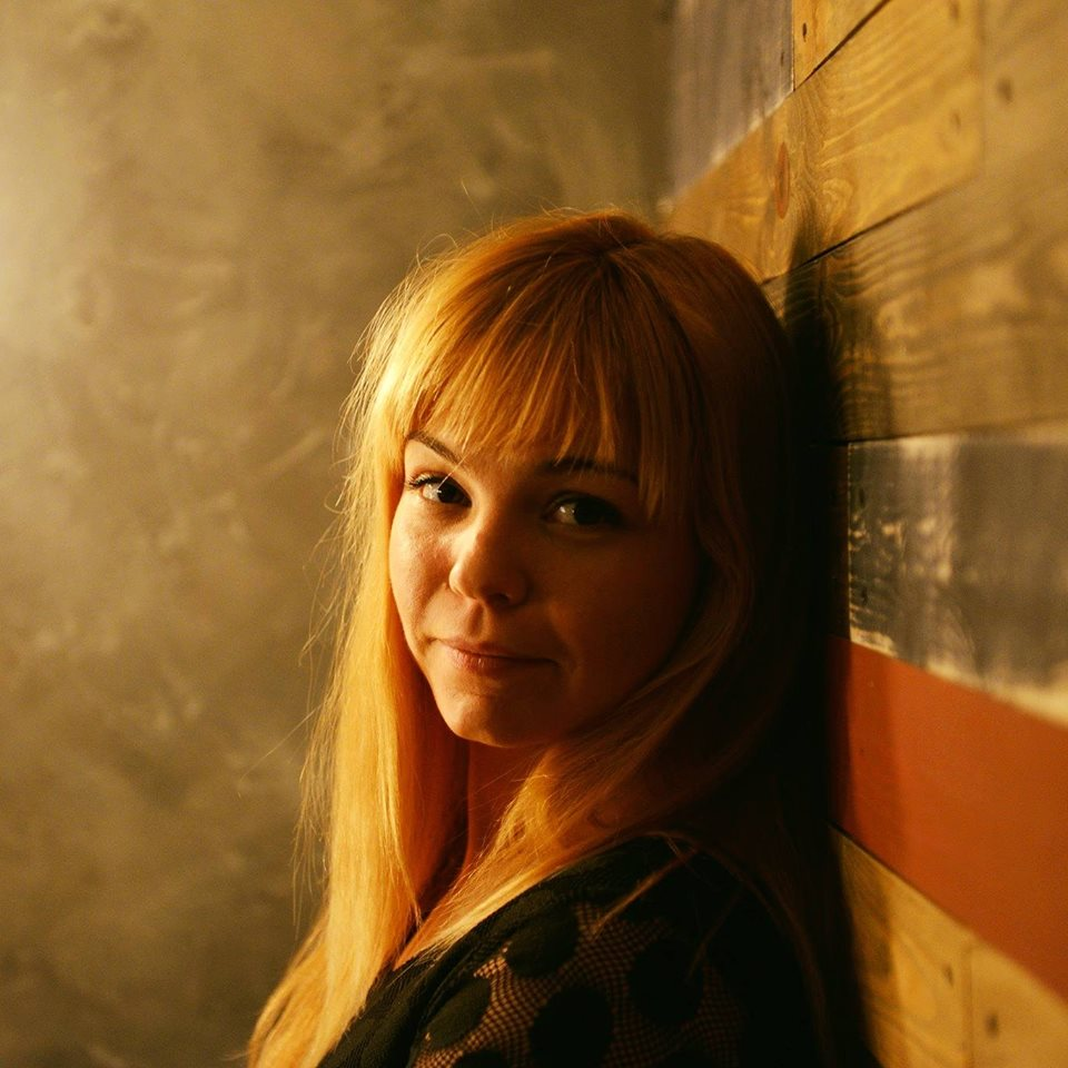 Вгосударстве Украина основным люстратором страны стала 28-летняя Анастасия Задорожная