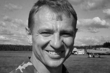 Чемпион мира поаэроакробатике умер при крушении самолёта Zlin-326 под Москвой