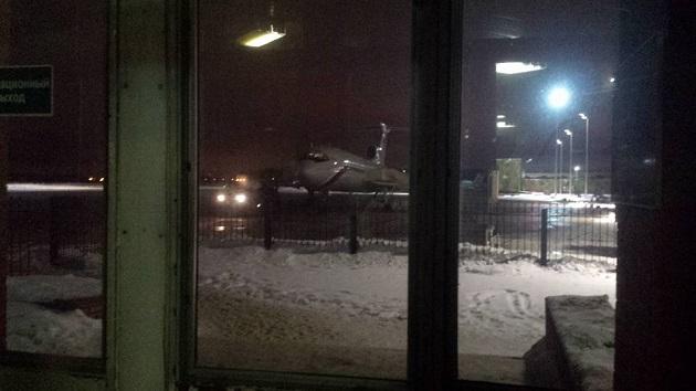 ВЧерном море потерпел крушение Ту-154