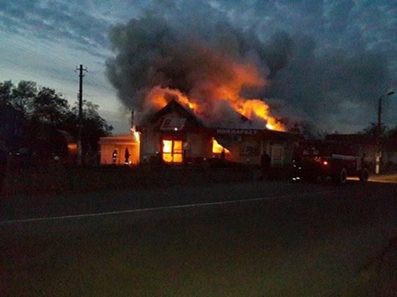 ВКиевской области мужчина подорвал магазин, есть пострадавшие