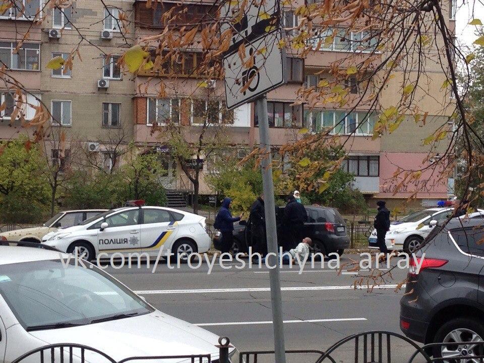 ВКиеве случился шокирующий инцидент с нетрезвым водителем