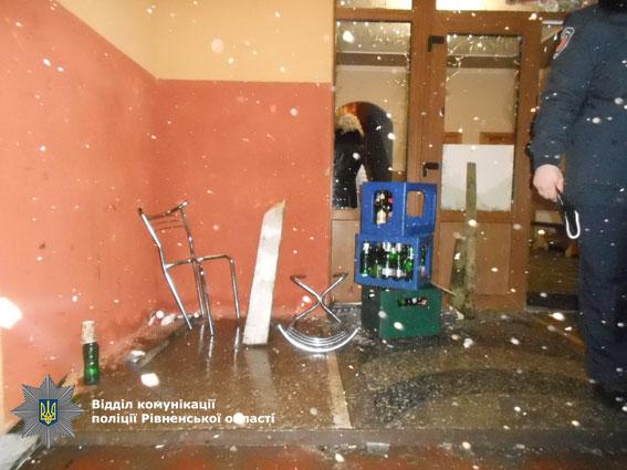ВРовенской области произошла массовая драка сострельбой, есть пострадавшие
