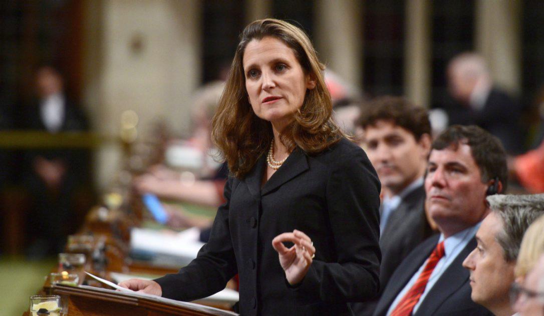 Канада оголосила посла Венесуели персоною нон ґрата