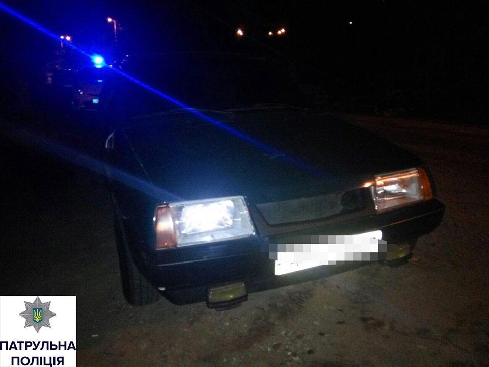ВМариуполе произошла погоня патрульных заофицерами НГУ