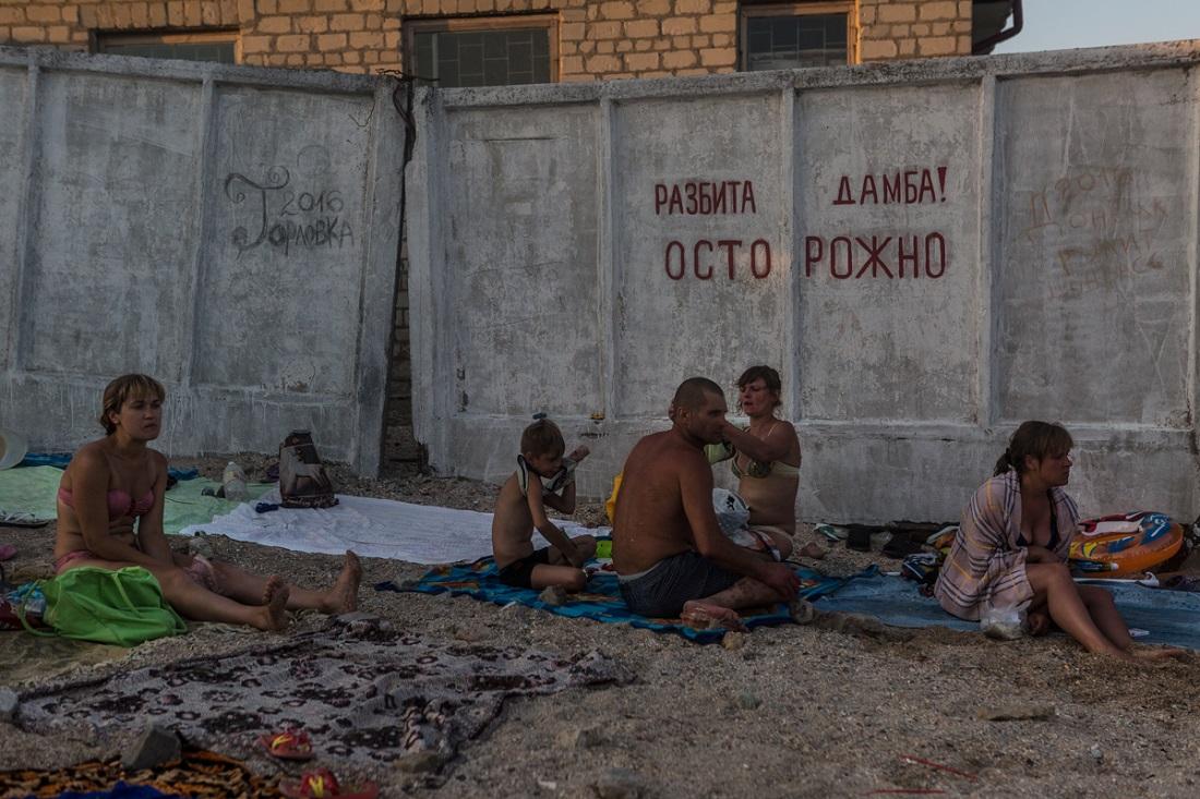 В оккупированном Крыму неизвестные пытались поджечь мечеть - Цензор.НЕТ 8148