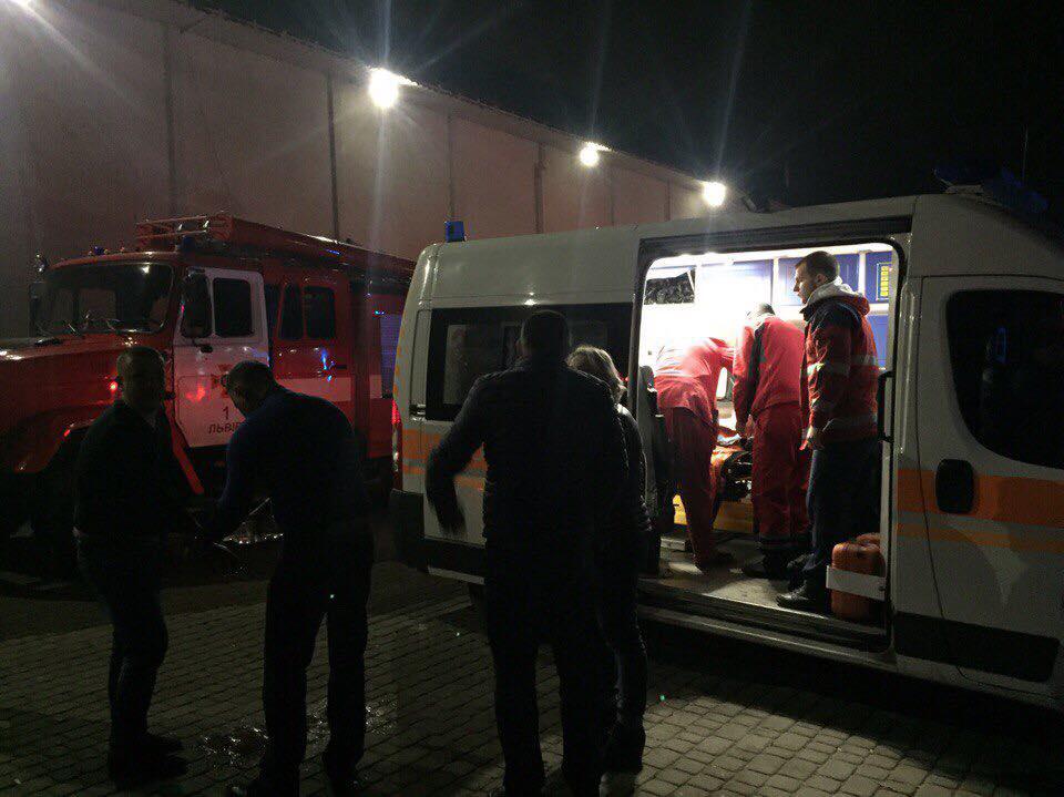 Стала известна вероятная причина пожара вночном клубе Львова