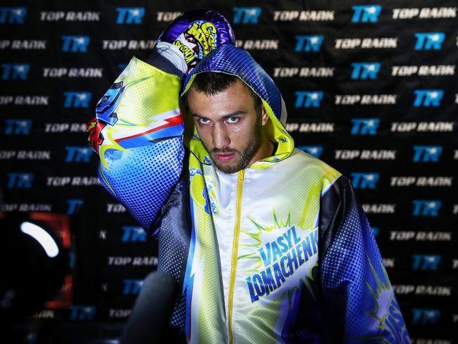 Ломаченко разочаровался вУолтерсе