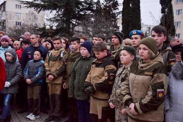 Украинский канал начал телевещание на захваченный  Донбасс ианнексированный Крым