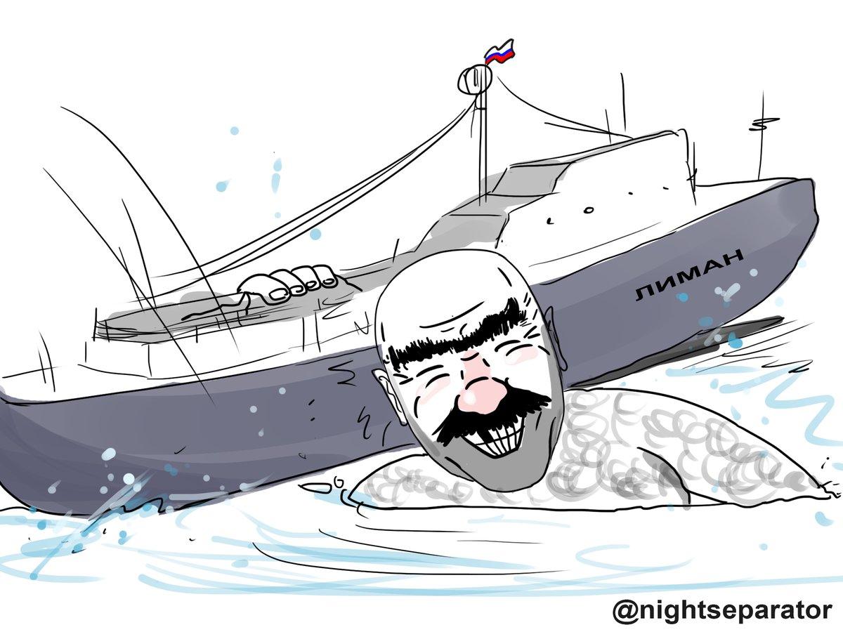 Военный корабль РФ после столкновения возле Босфора утонул: появились подробности и фото