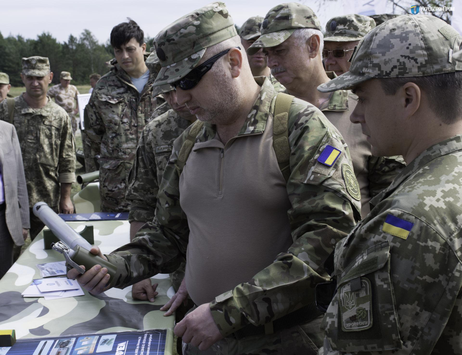 Розробники розкрили характеристики української термобаричної зброї