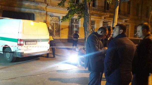 ВОдессе напали наинкассаторов, есть раненые
