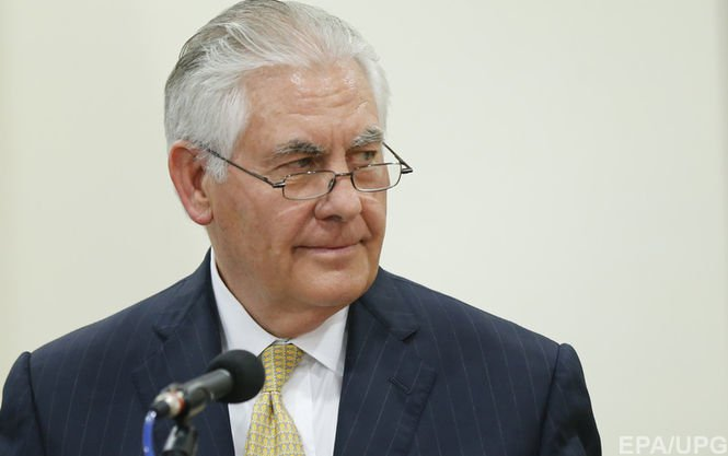 Тиллерсон признал отставание США отРФ вАрктике