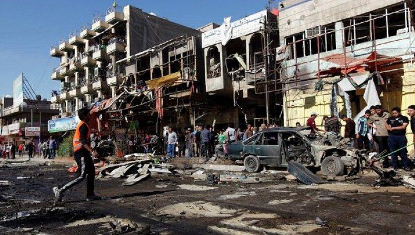 Внаслідок атаки терористів-смертників вБагдаді загинули 17 людей