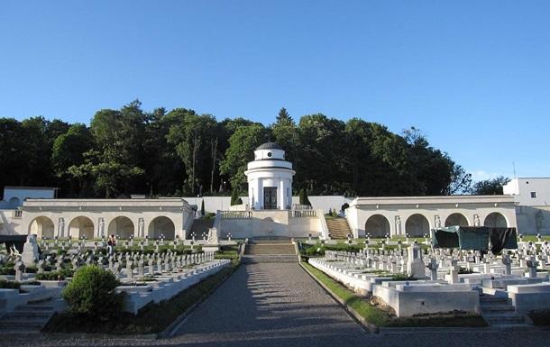 Нанових паспортах Польщі буде зображено капличку Меморіалу орлят уЛьвові