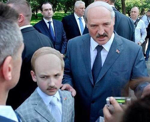 Лукашенко привел на Генассамблею ООН своего малолетнего сына в качестве делегата - Цензор.НЕТ 5747