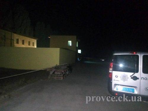 Поліція відкрила кримінальне провадження зафактом убивства депутата Черкаської міськради