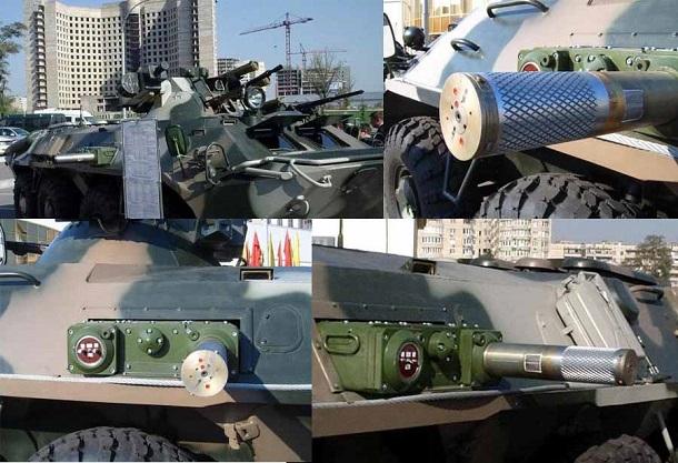 В НАТО заинтересовались украинским комплексом активной защиты «Заслон-Л» (ФОТО, ВИДЕО)