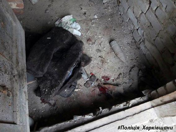 ВХарківській області чоловік загинув від вибуху снаряду