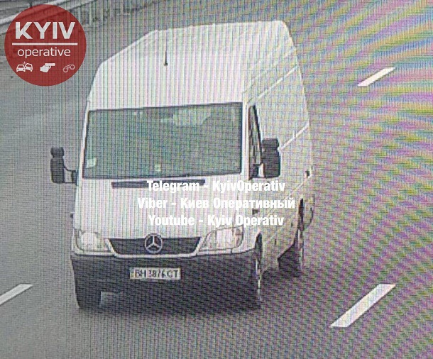 Стрілянина біля ТРЦ уКиєві: конфлікт влаштували двоє водіїв