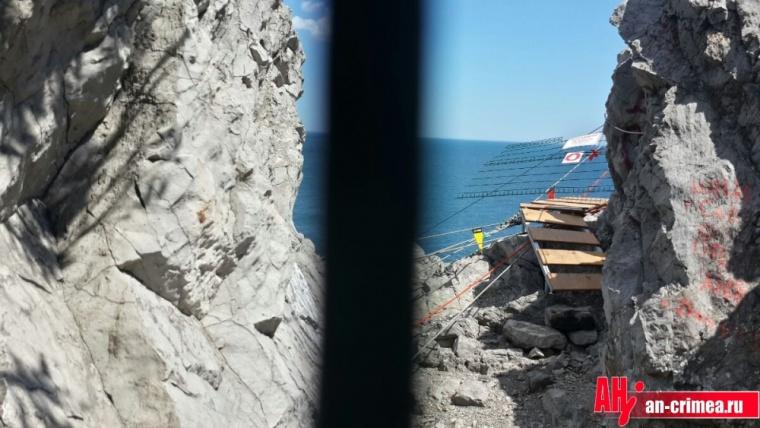 Экстремальная достопримечательность: вКрыму открыли самый длинный подвесной мост