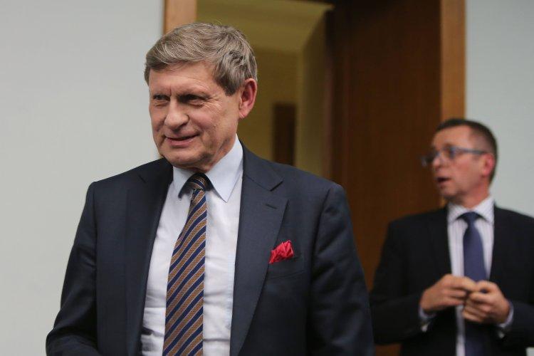 Сопредседатель группы стратегических советников по поддержке реформ в Украине Лешек Бальцерович