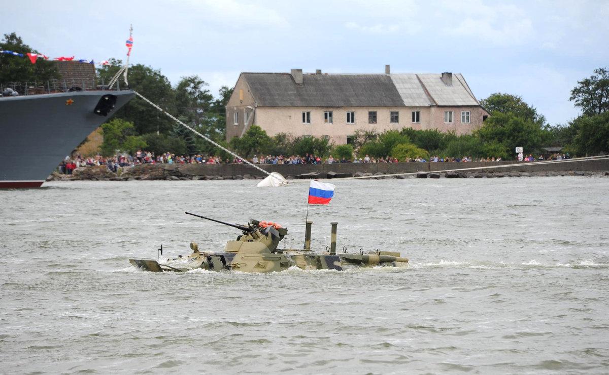 Почему Путин активно занялся своими военно-морскими силами?