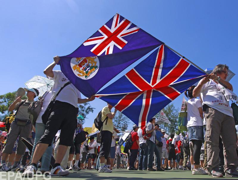 Какие уроки может вынести Украина из вековой оккупации Гонконга Британией?