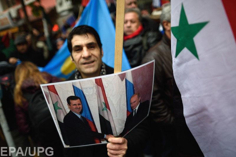 Решение вывести войска из Сирии - тяжелейшее имиджевое поражение президента РФ