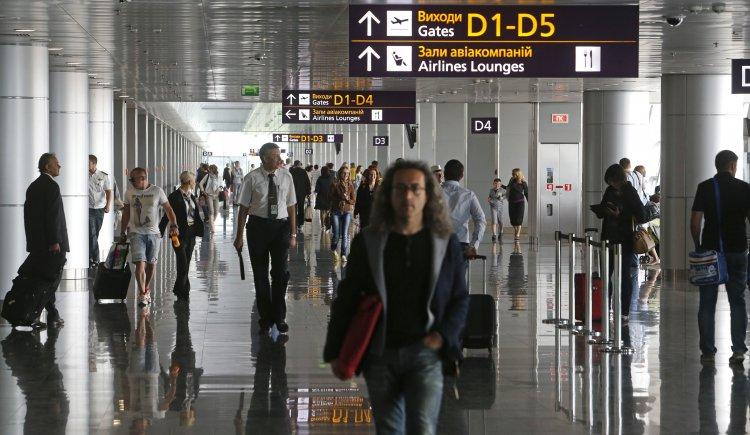 Большинство украинцев не смогут позволить себе путешествие на самолете