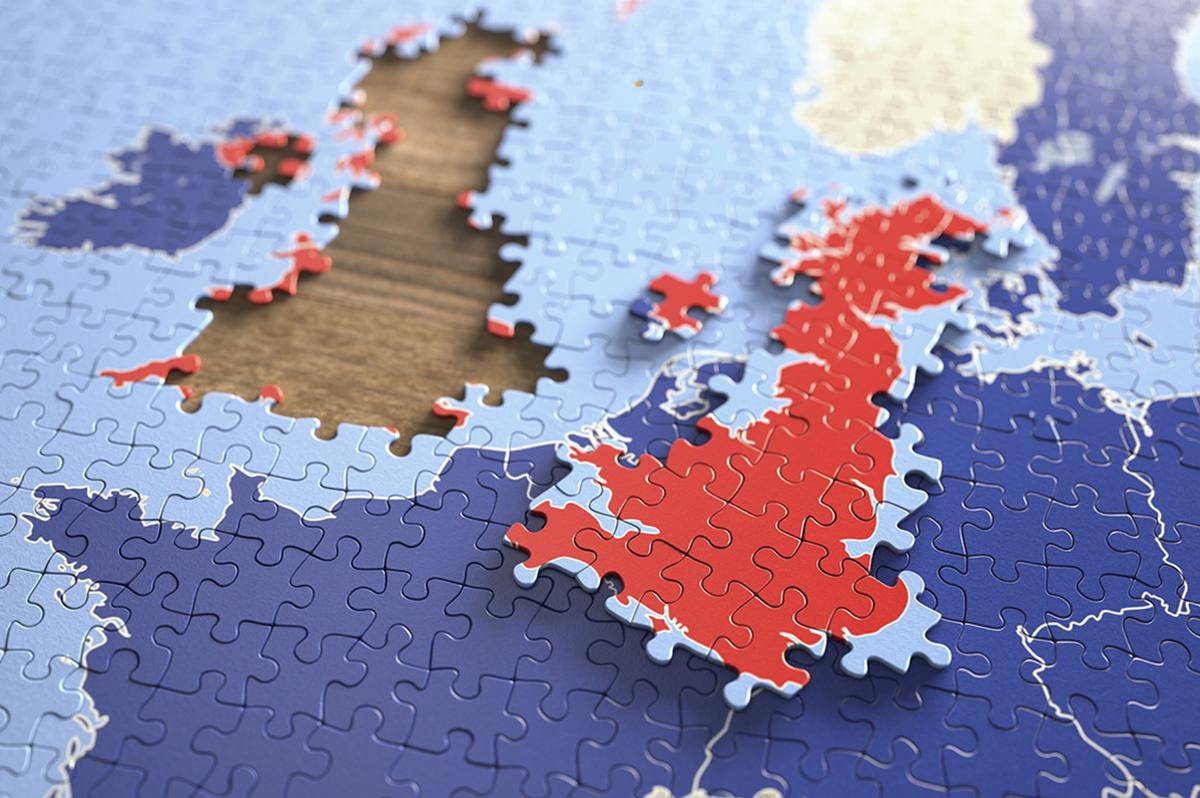"""Выход из ЕС грозит Британии """"парадом суверенитетов"""""""