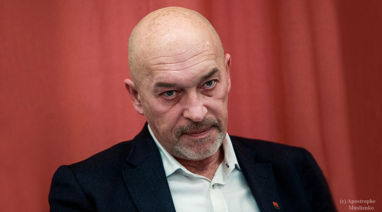 Заместитель министра о Донбассе и протестах в Киеве