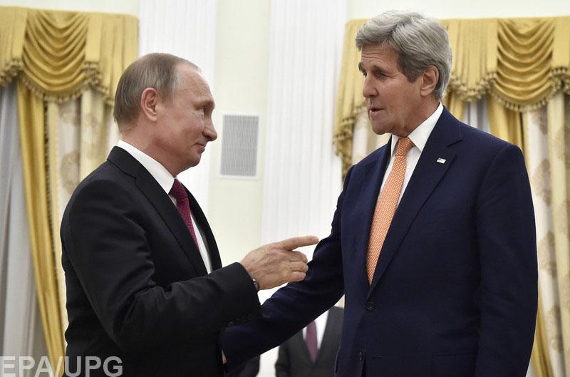 Уход из Сирии Кремль попытается обменять на поддержку Западом своих планов на Донбассе