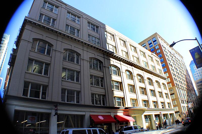 Офіс Вікімедіа в Сан-Франциско, США