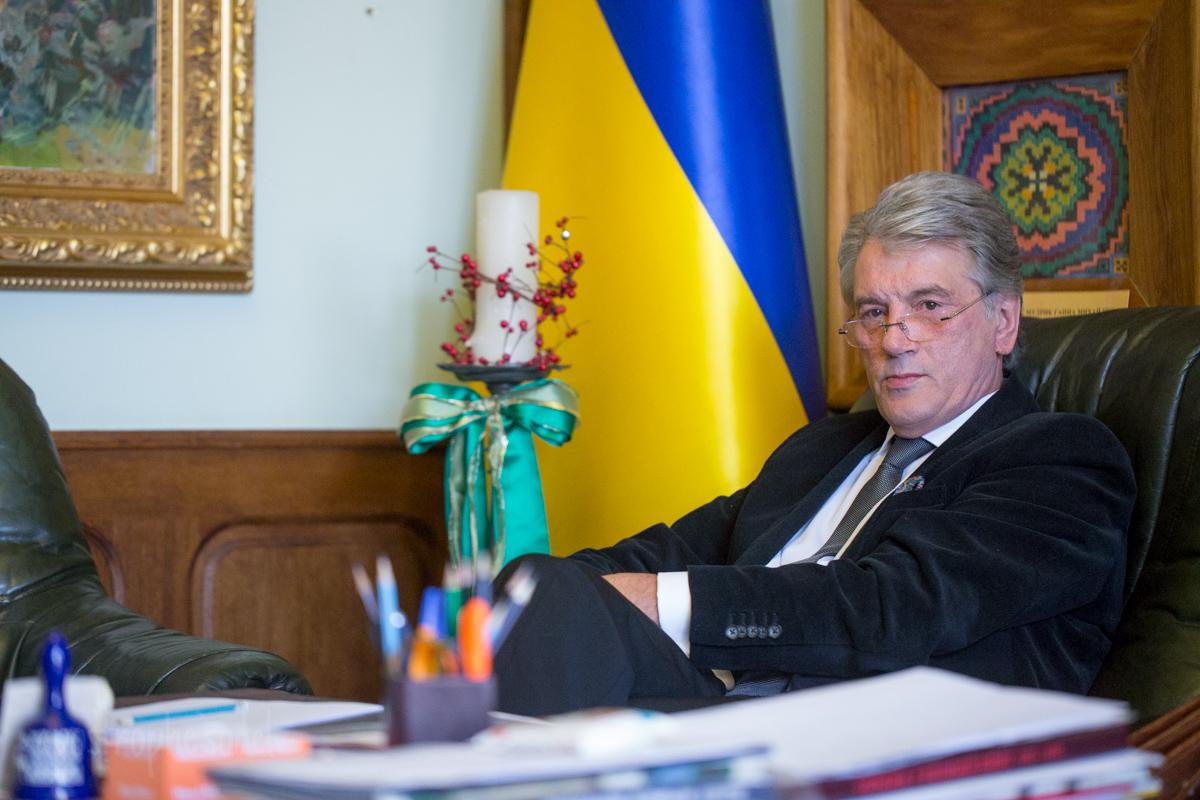 Три задачи, которые должна выполнить Украина, по мнению третьего президента