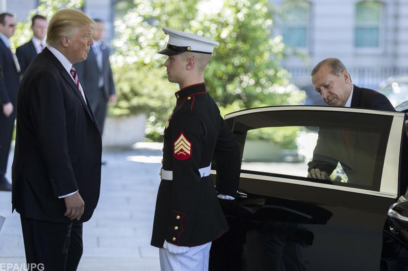 Игорь Семиволос о отношениях Турции и США