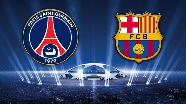Парижане разгромили каталонцев в борьбе за выход в четвертьфинал Лиги чемпионов