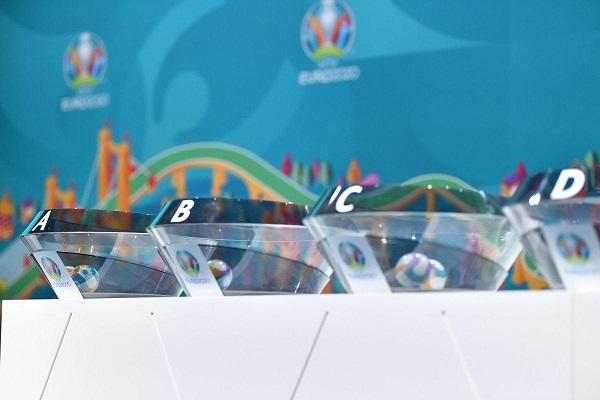 Сборная Украины узнала своих соперников по чемпионату Европы
