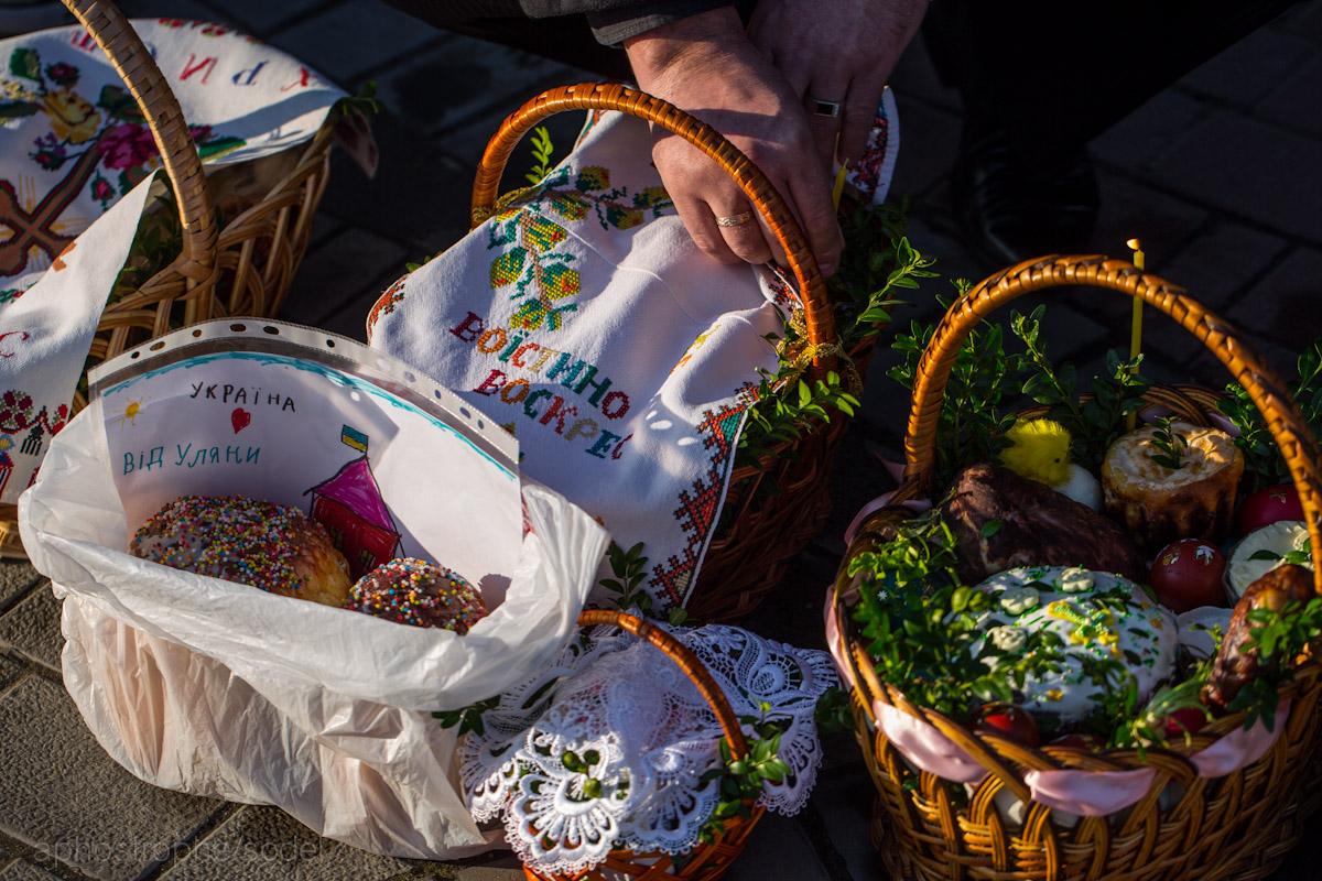 Какие продукты обязательно нужно взять с собой в церковь, и во сколько они обойдутся