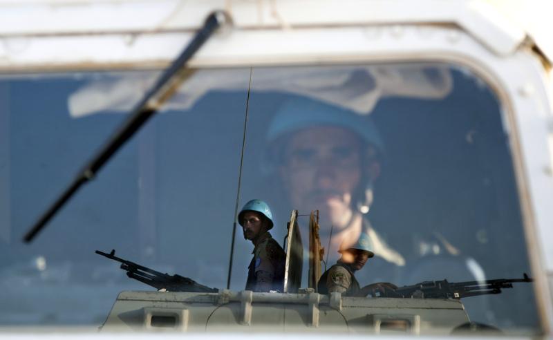В урегулировании конфликта на Донбассе украинская сторона решила прибегнуть к помощи ООН