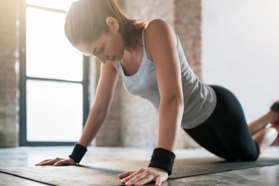 Як швидко схуднути - Жироспалювальне тренування на 7 днів