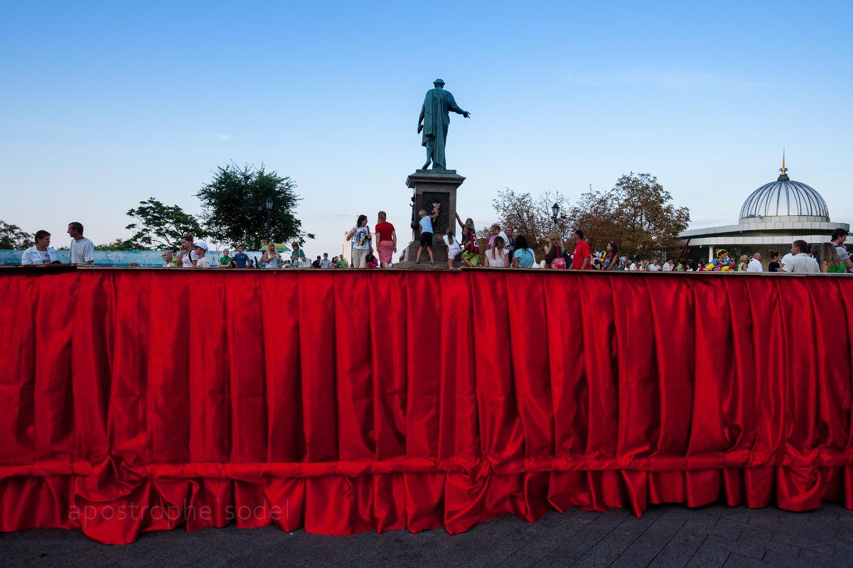 Политическим силам в Одессе невыгоден сепаратизм
