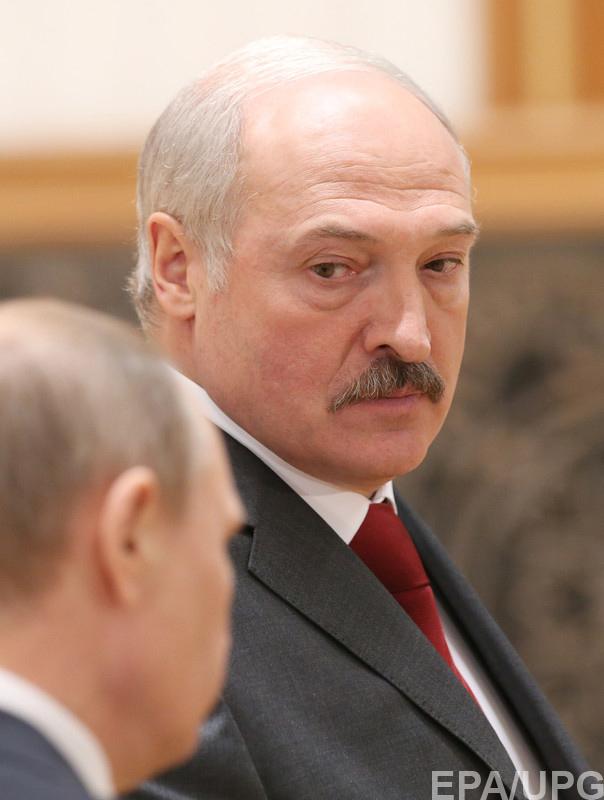 Лукашенко возмутился планами России установить полноценную пограничную зону с Беларусью