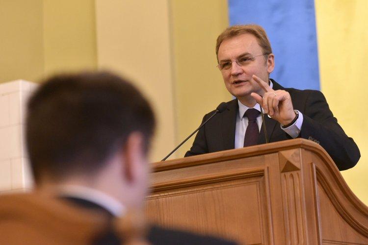 Мэр Львова скоро объявит о своих президентских амбициях